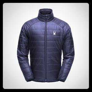 Spyder Men's Glissade FZ Insulator Jacket